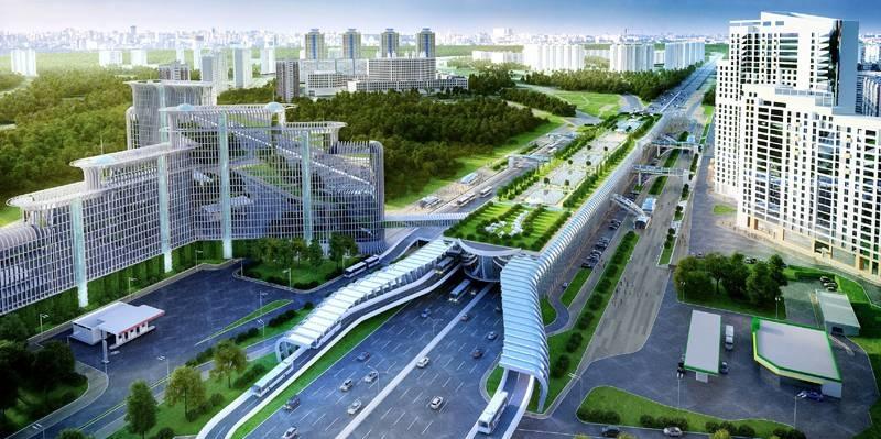 5c6bb37ce460 Новая Москва получит 24 ТПУ к 2035 году