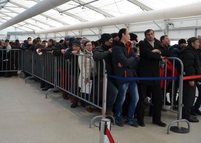 dbb65bb08fcf Миграционный центр в Сахарово Новой Москвы набирает обороты